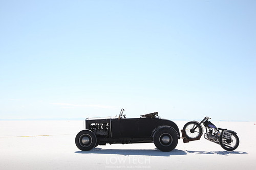Bonneville Speedweek 2013 by REVOLVER Imaging Co.
