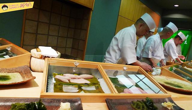 Sushi Sho - Tokyo - Sushi Master Keiji Nakazawa