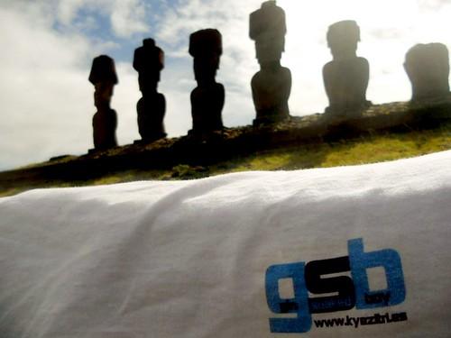 GSB en Isla de Pascua