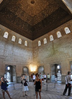 Alhambra - Hall of Ambassadors