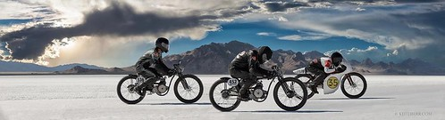 Bonneville 2013 by Sportsman Flyer