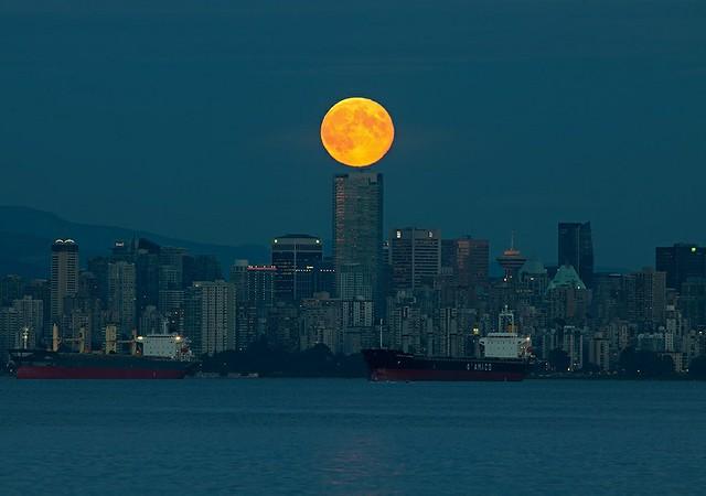 Moon Over Shangri-la