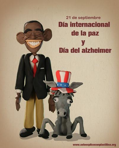 Día del alzheimer by alter eddie