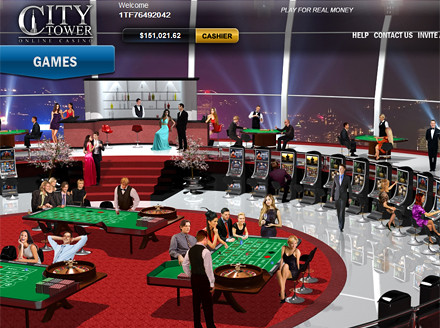 City Tower Casino Lobby