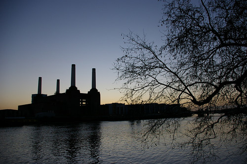 Sunset Battersea IV