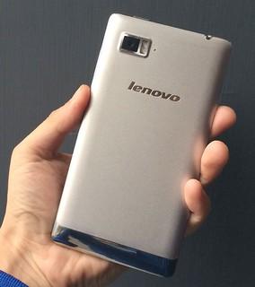 Смартфон Lenovo Vibe Z
