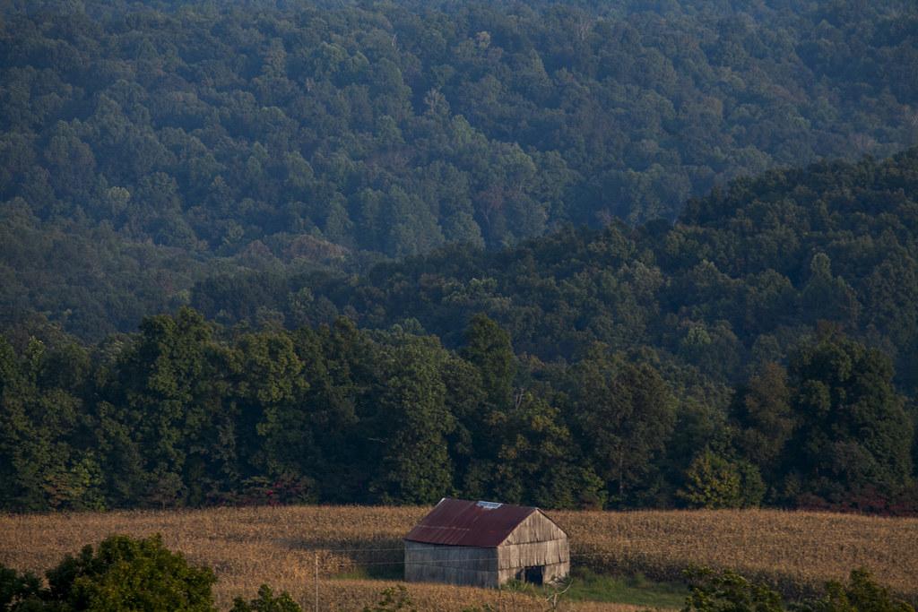 Tobacco Barn of Todd County