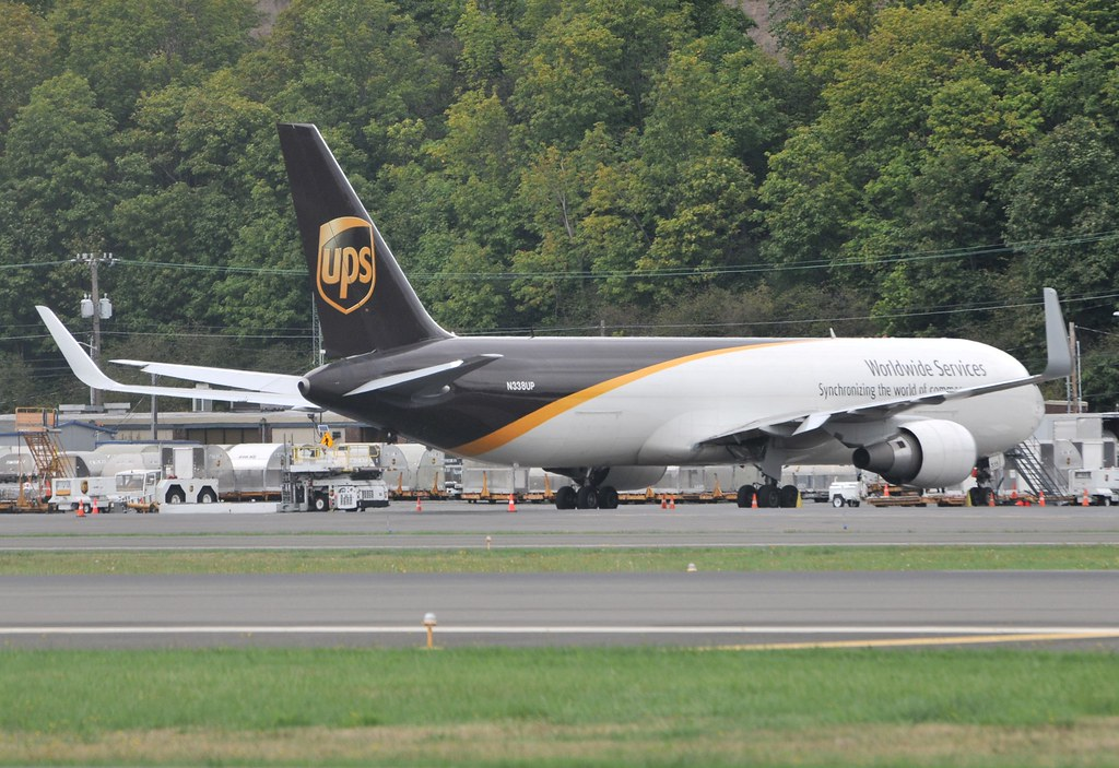 N338UP - B763 - UPS Airlines