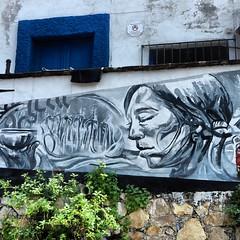 Puerto Vallarta #puertovallarta #murals #graffiti #streetart #mexico