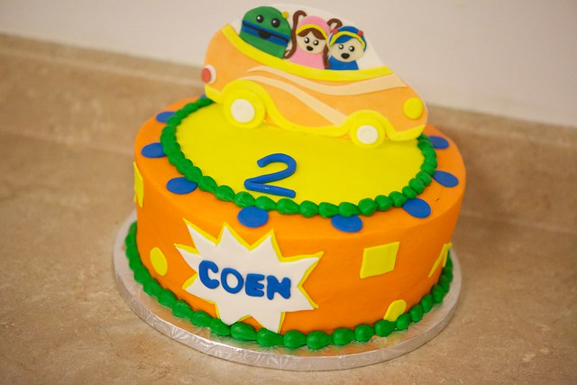 Coen's 2nd Birthday 236