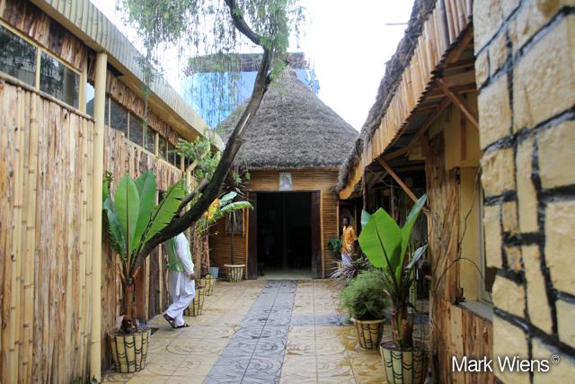 Yohannes Kitfo restaurant, Addis Ababa, Ethiopia