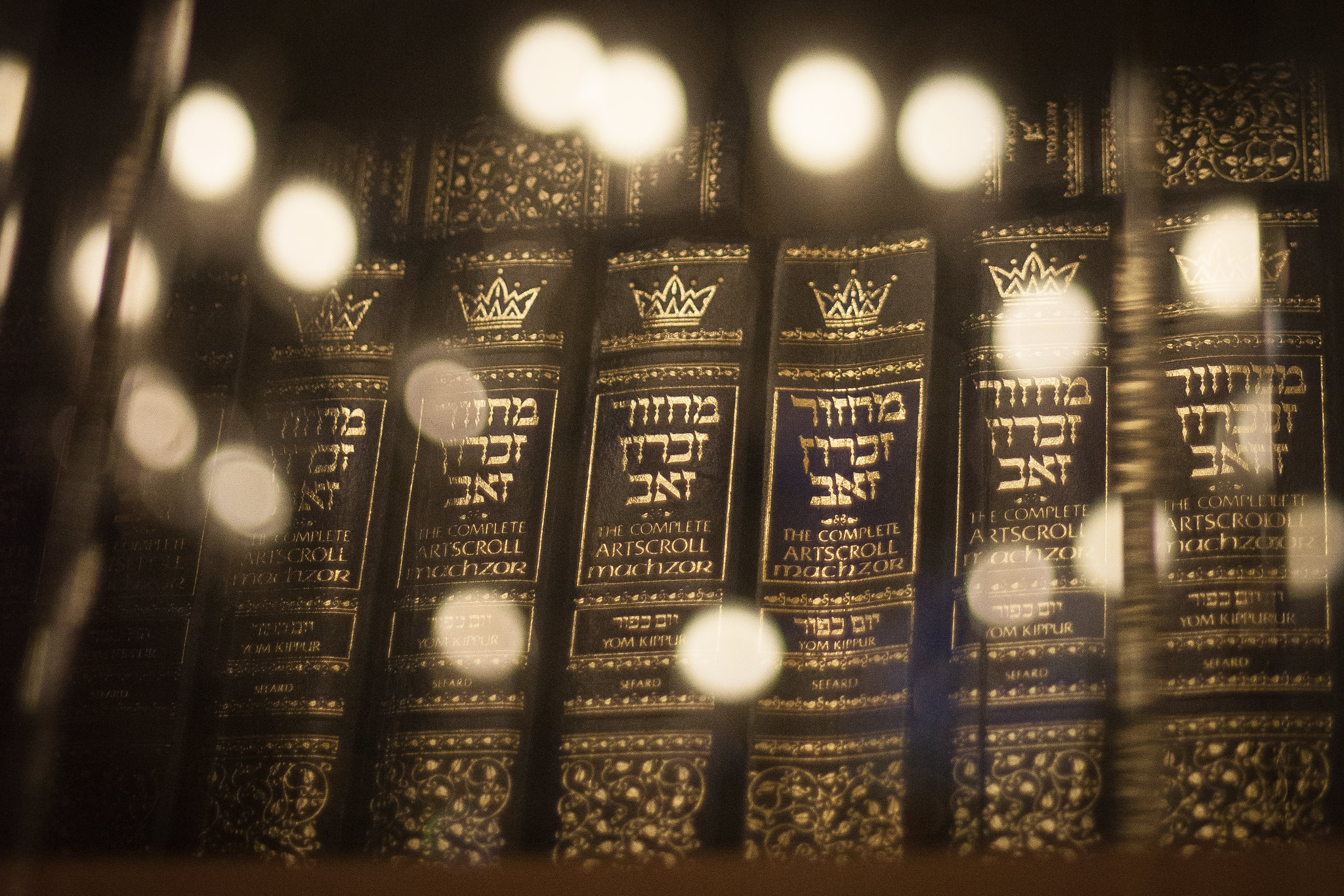 Prayer books.