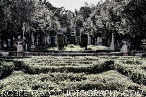 Vizcaya  Italian Renaissance gardens by Roberto_Aloi