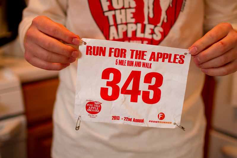 Apple Run 2013