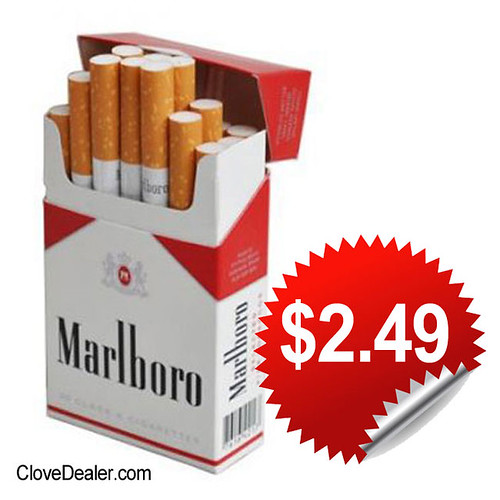 Marlboro Red Houston price