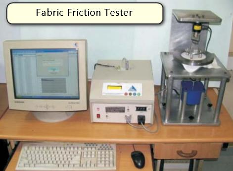 fabric friction tester