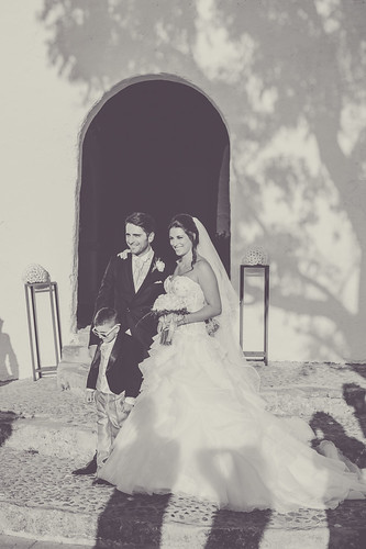 Ambra & Giueseppe, real Ibiza wedding