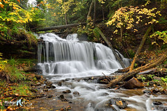 Wagner Falls Autumn 2013 by Michigan Nut