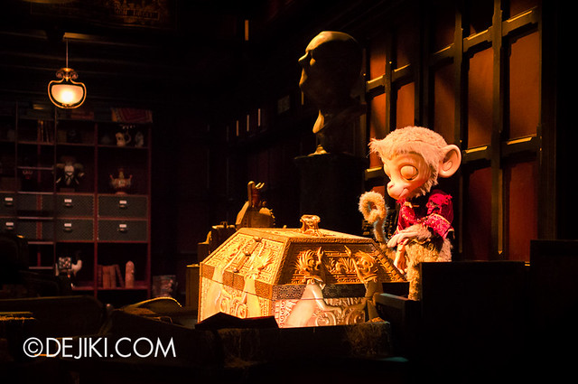 Mystic Manor - Closing of the Box 3