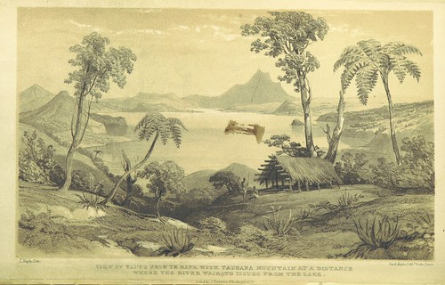 Image taken from:  Title: Travels in New Zealand:...