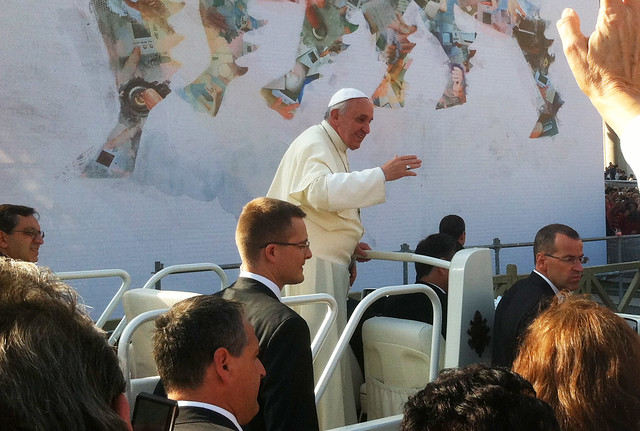 Pèlerinage des familles à Rome