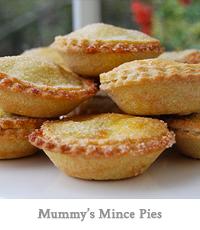Mummy's Mince Pies