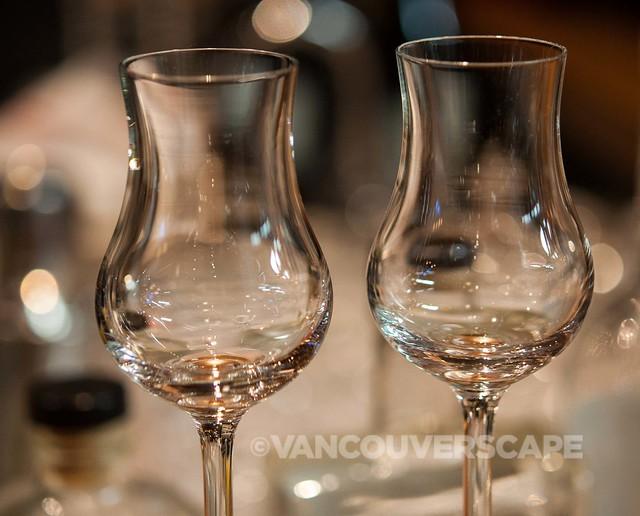 Tasting glasses