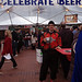 holiday beerfest selfie by tangocyclist