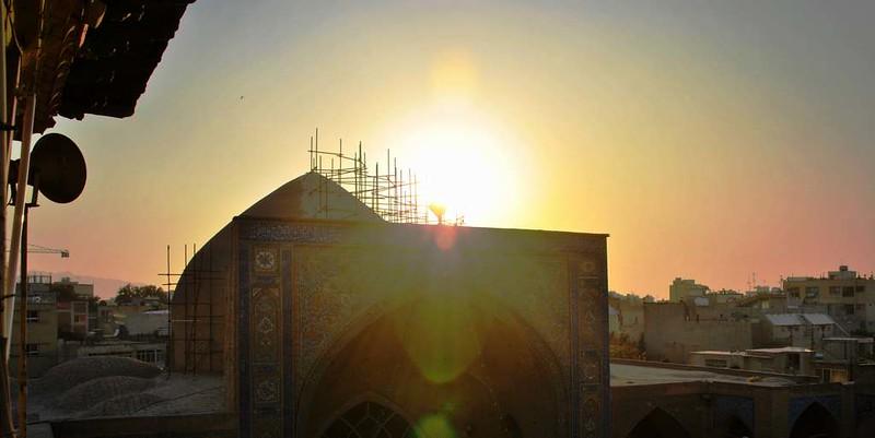 23 Visita a la mezquita de Rahim Khan en Isfahan (25)