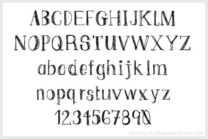 Oreo's Fave: A Free Font