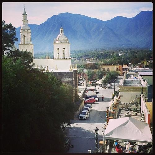 Santiago: a magical town