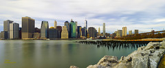 Pano Downtown Manhattan Color