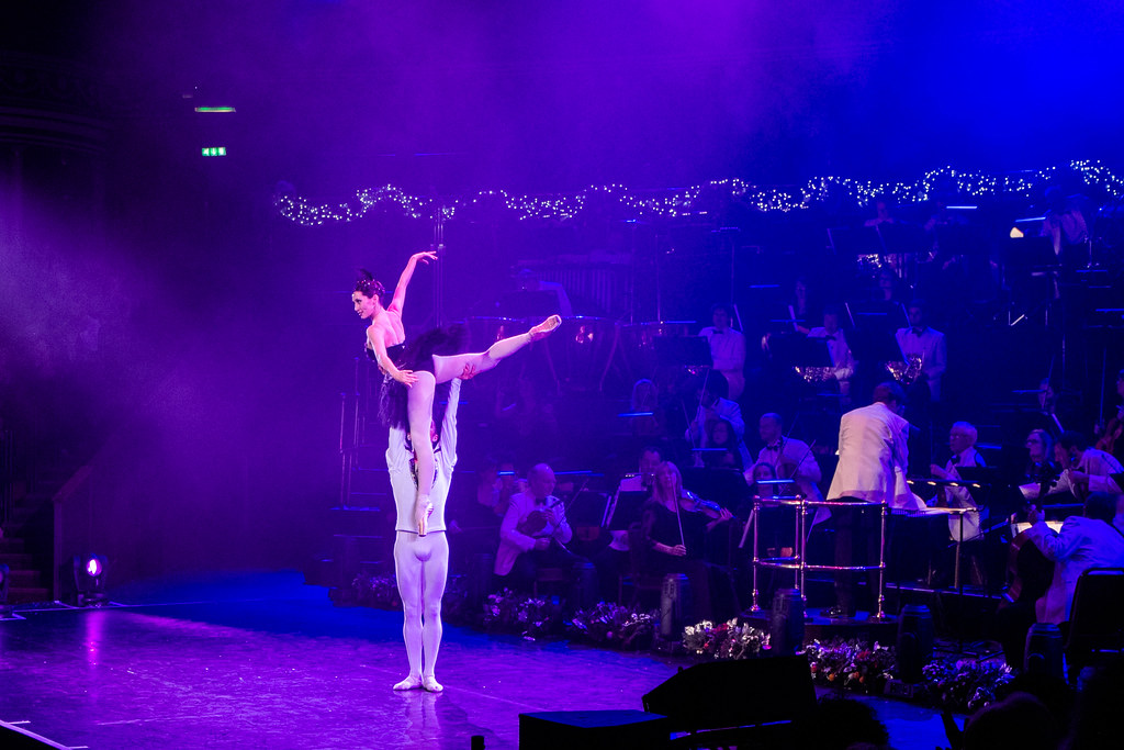 Christmas Spectacular @ Royal Albert Hall: Ballet