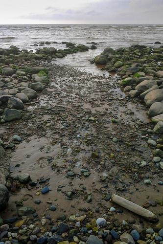 sea beach sand stones latvia saulkrasti zvejniekciems saulkrastimunicipality