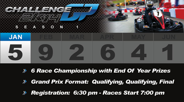 11805223604 8ea31a4c9b o 2014 Challenge Grand Prix // Season 1 // GP 1 Results