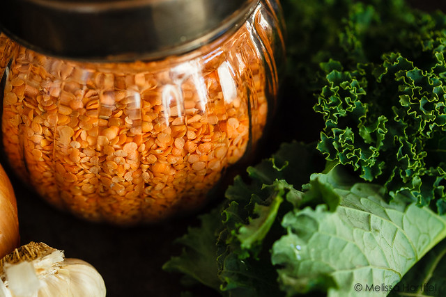 Lentil & sausage soup | Eyes Bigger Than My Stomach