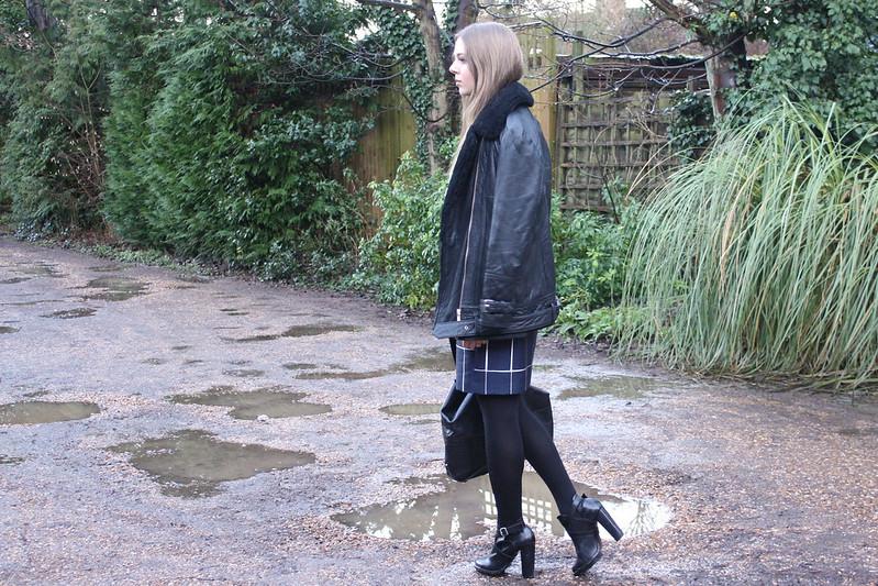 Topshop black heels