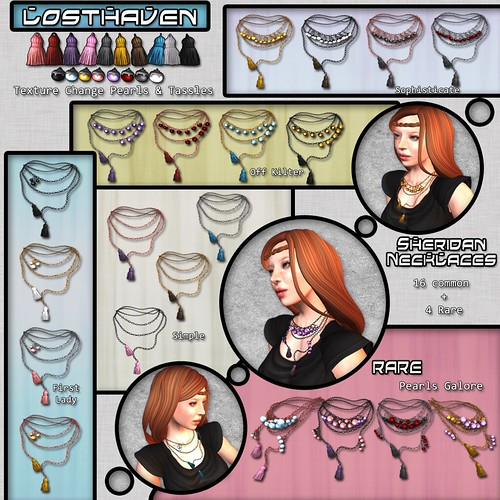 [LH] Sheridan Necklaces @ The Fantasy Gacha Carnival