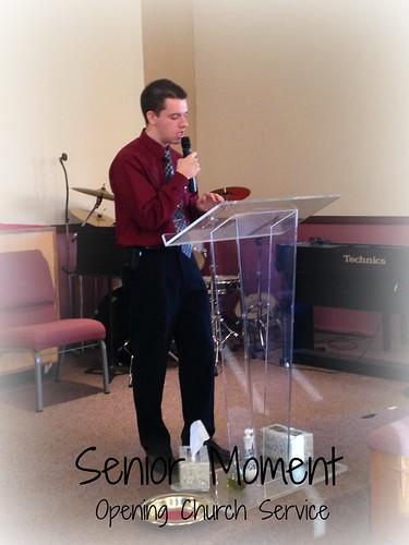 Senior Moment 13