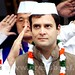 Rahul Gandhi at AICC session in New Delhi 07