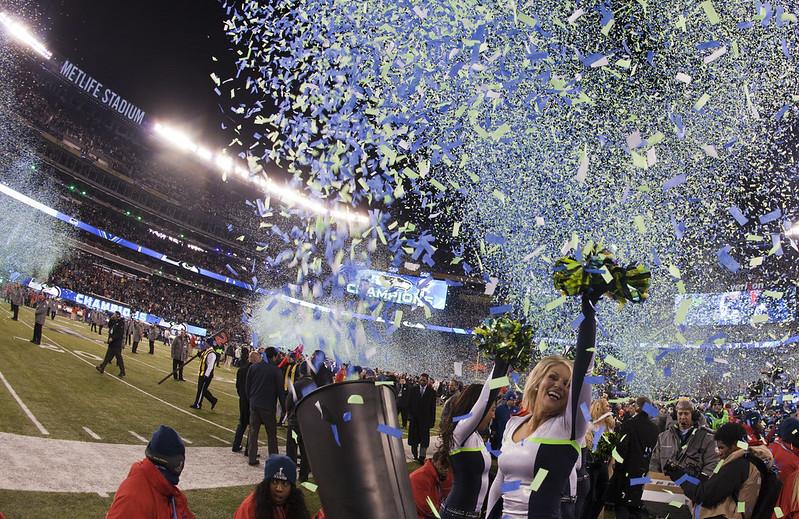 Super Bowl XLVIII (48) New York New Jersey