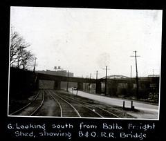 Baltimore Belt Line Bridge