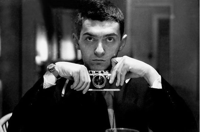 Stanley Kubrick self portrait 1946