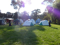 Girl Guides Camp 2010