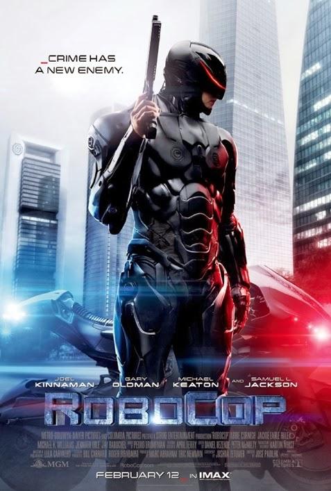 RoboCop, 2014