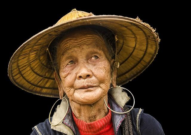 Ta Van Village local people