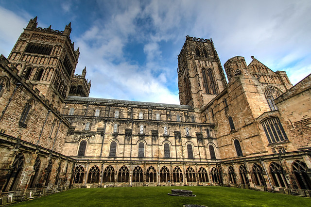 0379 - England, Durham Cathedral HDR