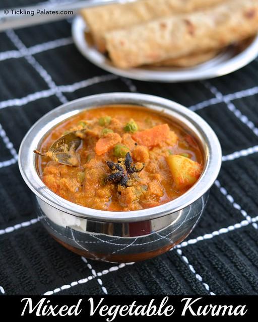 Veg Korma Recipe
