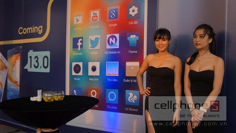 Sforum - Trang thông tin công nghệ mới nhất 12689402593_1db32c2bdb_c Hình ảnh sự kiện Gionee ra mắt Elife E7 tại Việt Nam