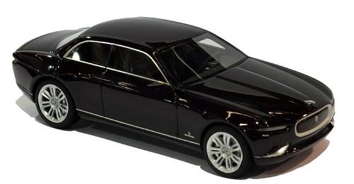 Miniminiera Bertone Jaguar BT99 (1)